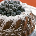 4th of July bbq side recipes Beet Bundt cake
