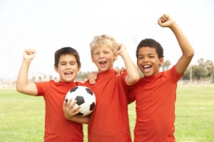 Kids sports, guide for fit kids
