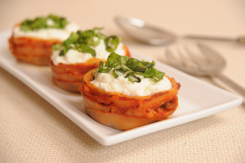 Cooking with Kids: Lasagna Cupcakes
