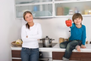 involve your picky eater in the kitchen