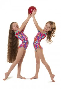 girl gymnasts