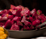 4th of july bbq sides recipes roasted beets with shallots